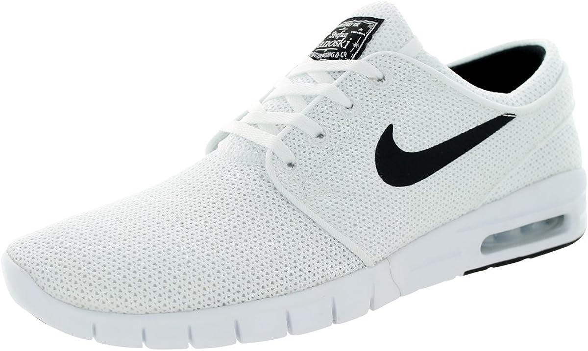 Nike Stefan Janoski Max, Chaussures de Skateboard Homme : Nike ...