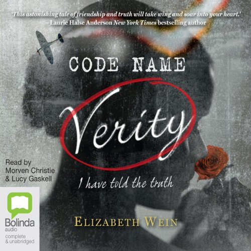Code Name Verity  By  cover art