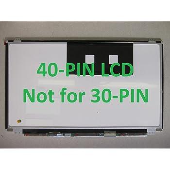 HP ENVY 6T-1000 ULTRABOOK Laptop Screen 15.6 SLIM LED BOTTOM RIGHT WXGA HD