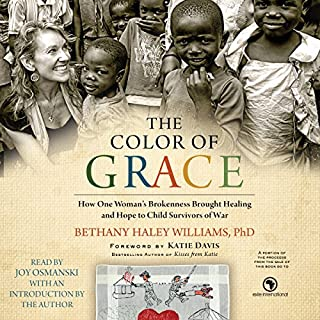 The Color of Grace cover art