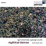 Mythical Dances - Igor Strawinsky: Le Sacre du Printemps / George Crumb: Makrokosmos IV