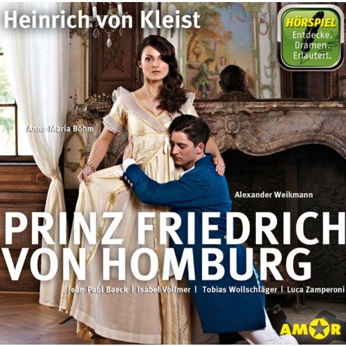 Prinz von Homburg mit schwedischen Fahnen