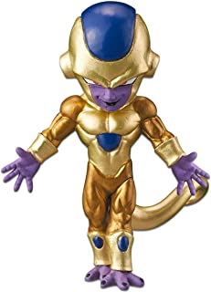 Golden Frieza: Dragonball Z x Banpresto WCF Mini Statue Figurine Vol.6 (10234)