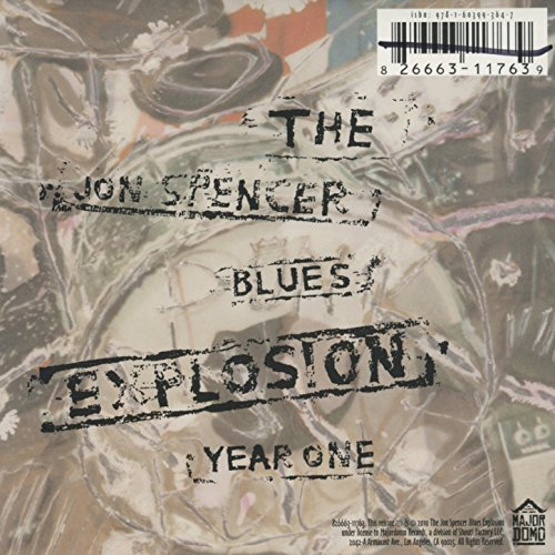 Write A Song (Big Jon Spencer's Blues Explosion)