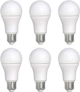 Umi by Amazon, lampadina LED C37 standard Edison E27, 14 W (equivalente 100 W), durata 15.000 ore, luce bianca calda (2.70...