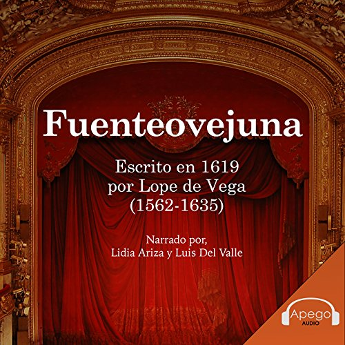 Fuenteovejuna (Spanish Edition) cover art
