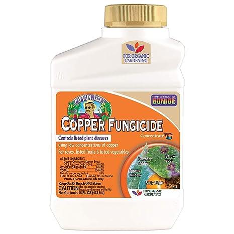 Bonide 811 Copper 4E Fungicide