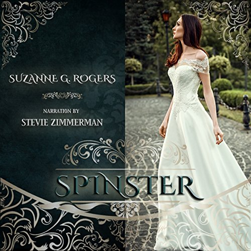 Spinster audiobook cover art