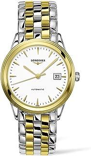 [浪琴]LONGINES 手表 旗艦 自動上弦 L4.974.3.22.7 男式 【正規進口商品】