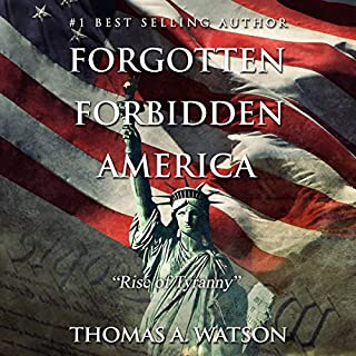 Forgotten Forbidden America audiobook cover art