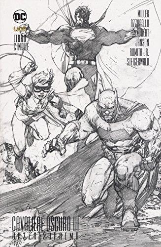 Razza suprema. Batman il cavaliere oscuro III (Vol. 5)