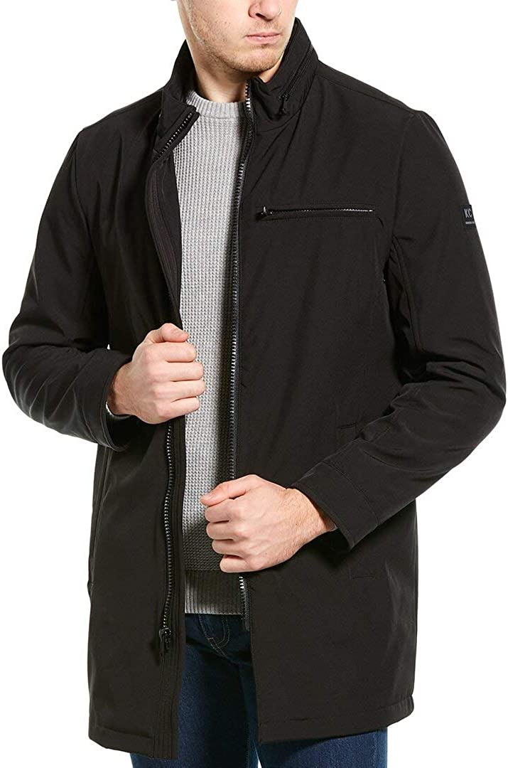 Kenneth Cole New wholesale York Men's Length Coat Mid Softshell Challenge the lowest price of Japan ☆