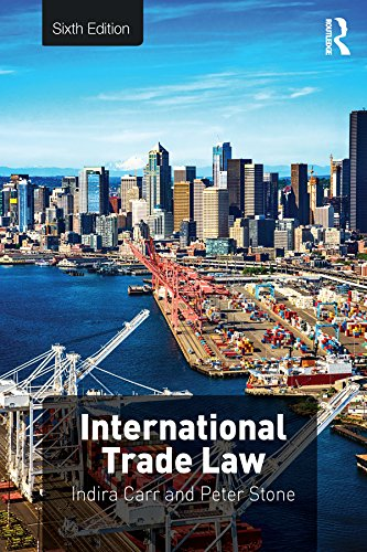 International Trade Law (English Edition)