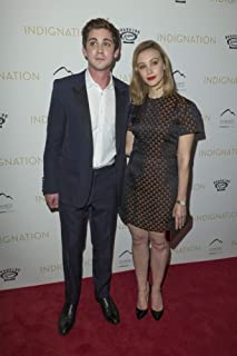 Posterazzi Poster Print Logan Lerman Sarah Gadon at Arrivals for Indignation Premiere Museum of Modern Art (Moma) New York Ny July 25 2016. Photo by Lev RadinEverett Collection Celebrity (8 x 10)
