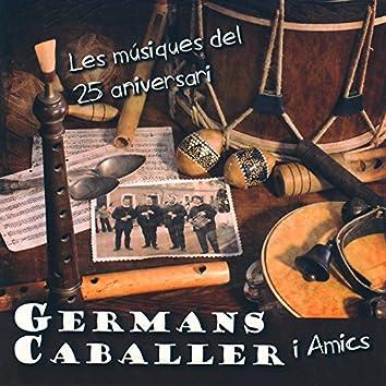 Les Músiques del 25 Aniversari
