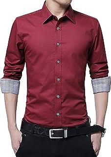 LionRoar Men's Cotton Full Sleeve Semi Casual Shirt