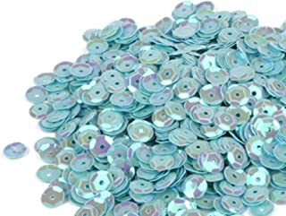 6 mm 1200 flocons ronds plaqués couleur flocons pour vêtements accessoires DIY artisanat scrapbooking mariage art décorati...