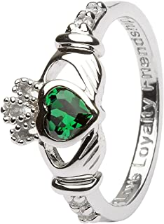 child's claddagh ring
