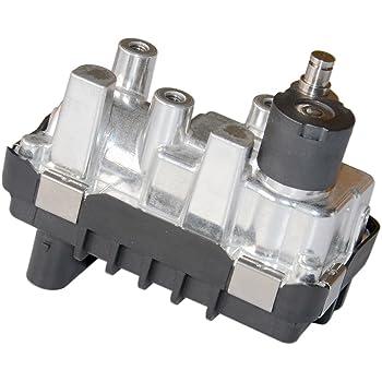 Attuatore elettrico Turbo 53039880210 53039880262 6NW010099-01