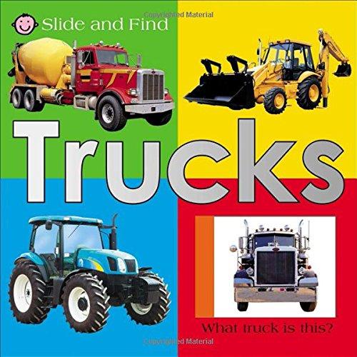 Slide and Find - Trucks