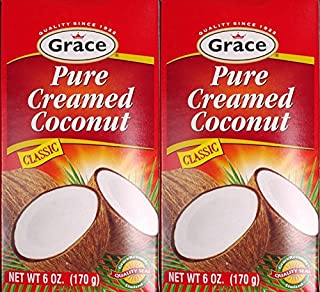 GRACE PURE CREAMED COCONUT 6 OZ 2PK