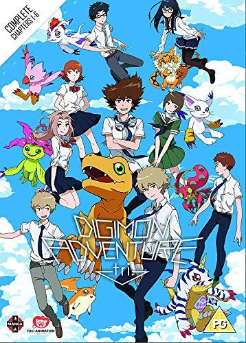 Digimon Adventure Tri: The Complete Movie Collection [DVD]