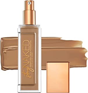 Urban Decay Stay Naked Weightless Liquid Foundation, 50NN - Buildable Coverage with No Caking - Matte Finish Lasts Up To 2...