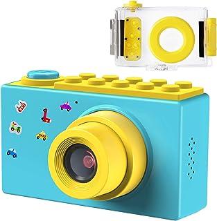 Fotocamera-Digitale-Subacquea-Impermeabile