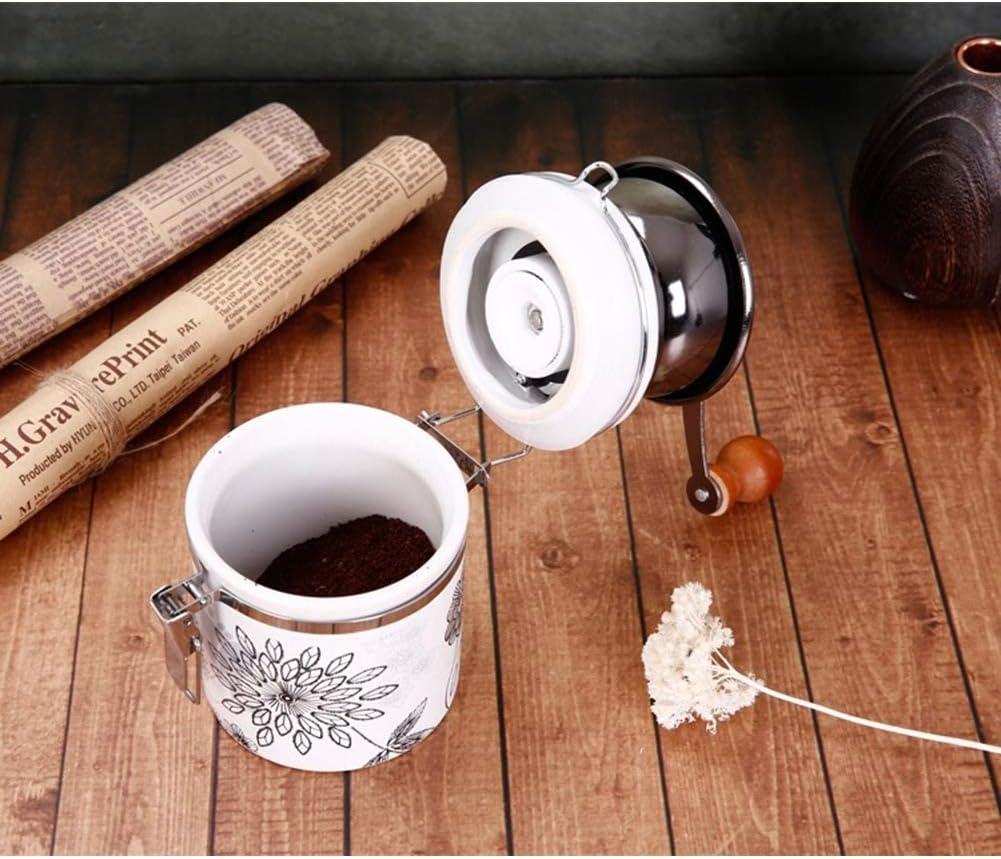 JESU Manual Coffee Low price Grinder Vintage Hand Ceramic Mil Oklahoma City Mall Crank