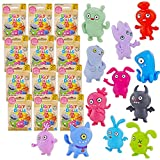 Ugly Dolls Blind Bags Gift Set Party Bundle - 12 Pcs Ugly Dolls Mystery Packs for Kids Party Favors