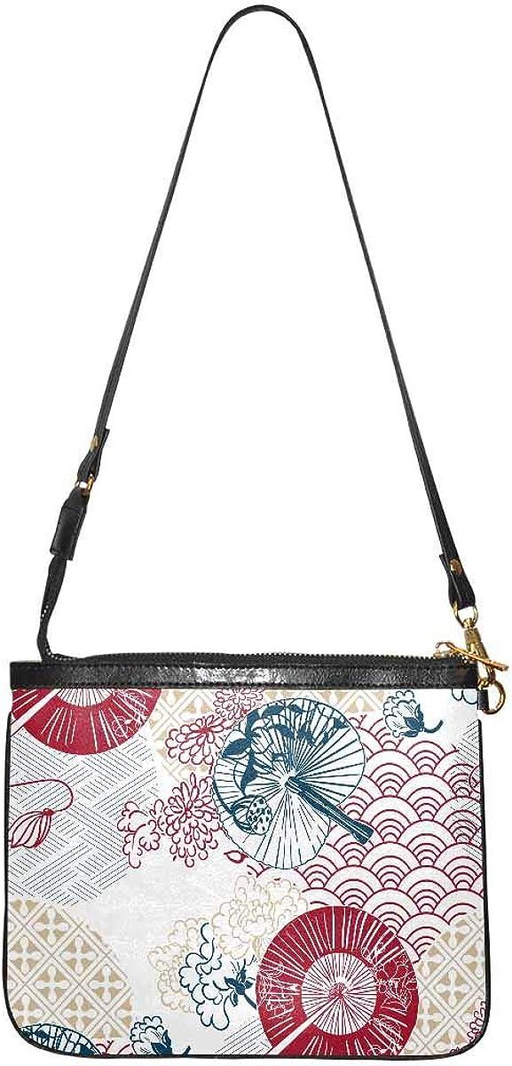 Max 59% OFF Elegant InterestPrint Women Crossbody Bag Soft Leather Shoulder Purse PU