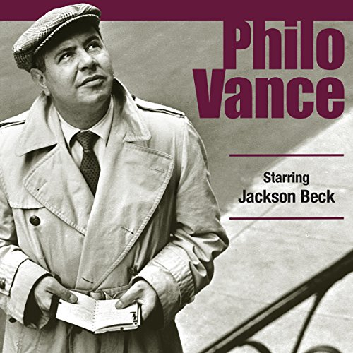 Philo Vance: Archives Collection audiobook cover art