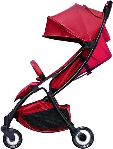 producto de calidad Jian Jian Jian E E-Carro El Cochecito de bebé El Paraguas para bebé Puede Sentarse y colocarse en un Carro Ligero para Niños Ultra Ligero Plegable Carrito de bebé  (Color   F)  precios razonables