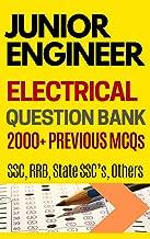 JE ELECTRICAL Question Bank 2000+ MCQs (जूनियर इंजीनियर इलेक्ट्रिकल)