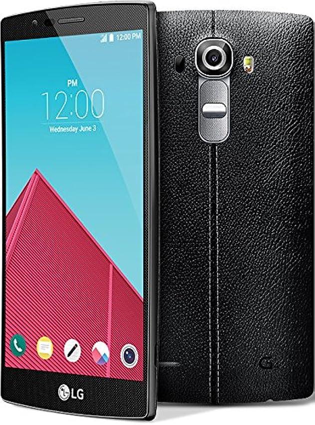 LG G4 H810 GSM Unlocked Android 4G LTE 32GB Smartphone (Renewed) (Leather Black) mbi1212745755