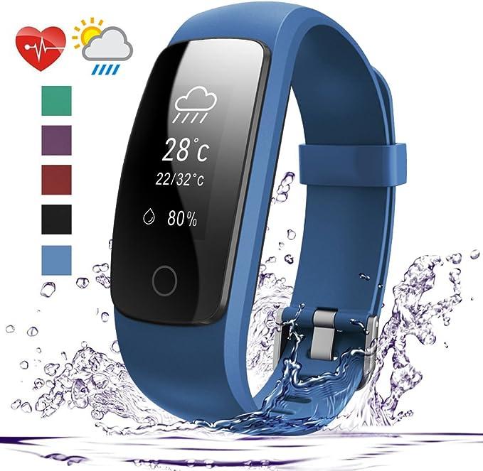 007plus Waterproof Fitness Smart Watch