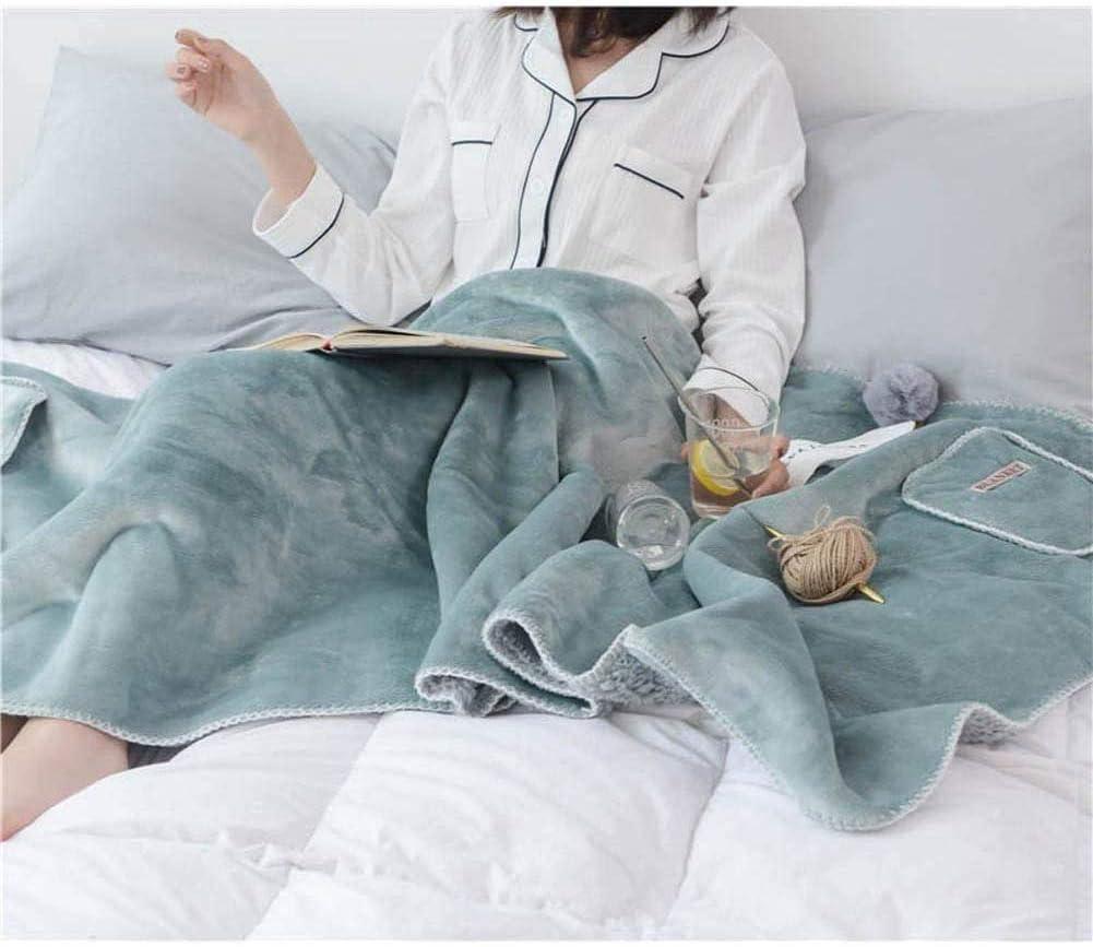 Throws Solid Soldering Color Hoody Blanket Popular shop is the lowest price challenge Plu Velvet Fleece Flannel Coral