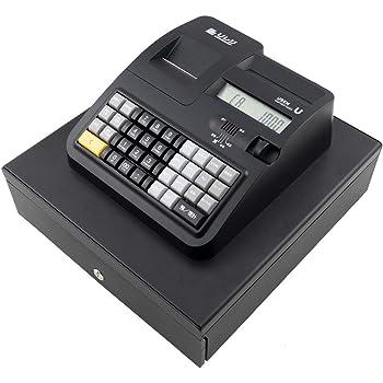 レジスター本体 電子レジスター 複数税率対応機種 配送料無料 ブラック USEN Uレジ ECR (U-ECR001)