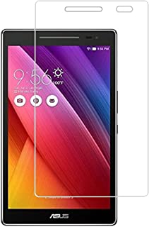 Zshion Screen Protector for Asus Zenpad 8 Z380M ,Full Coverage Tempered Glass Screen Protector for Asus Zenpad 8 Z380M Crystal Clear  (2 Pack)