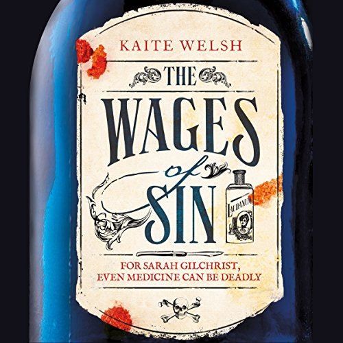 The Wages of Sin audiobook cover art