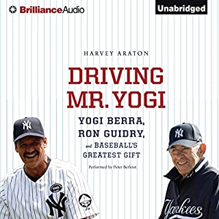 Driving Mr. Yogi cover art
