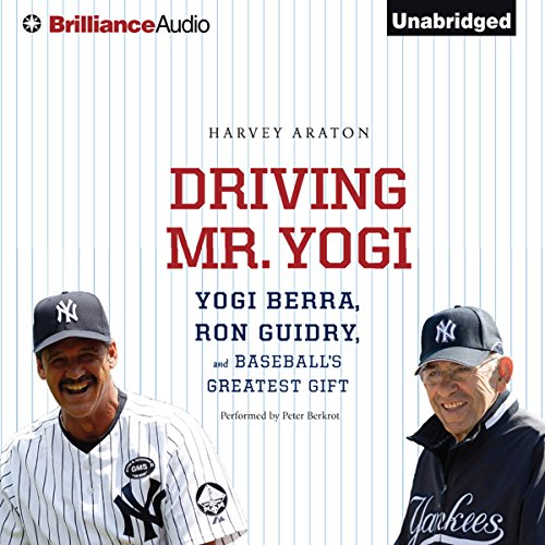 Driving Mr. Yogi audiobook cover art
