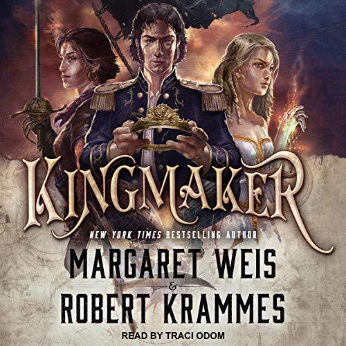 Kingmaker  By  cover art