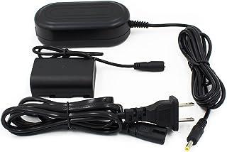 For パナソニックルミックスDMC-GH3、DMC-GH4、DMC-GH3K、DMC-GH4K用AC電源アダプタDMW-AC8PPプラスDMW-DCC12カプラキット