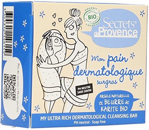 SECRETS DE PROVENCE Pain dermatologique surgras - 90g