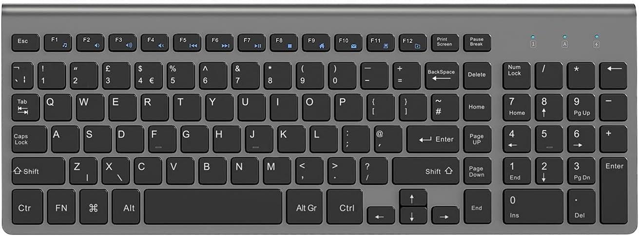 MMBH Spanish Italian German Cheap French Wireless Er Russian Keyboard Max 79% OFF