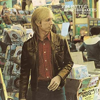Hard Promises by Tom Petty & The Heartbreakers Original recording remastered edition  2001  Audio CD