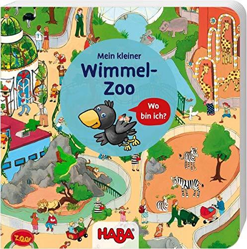 Mein kleiner Wimmel-Zoo (HABA Wimmelbücher)