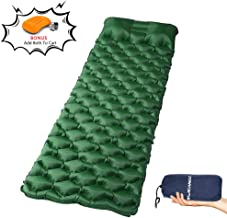 Best military inflatable mattress Reviews