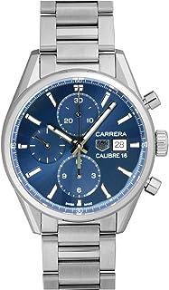 [タグホイヤー] TAG HEUER 腕時計 CBK2112.BA0715 カレラ キャリバー16 41ミリ クロノグラフ SS 新品 [並行輸入品]